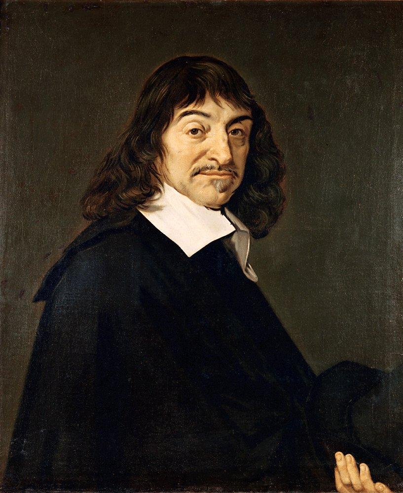 画像_フランス・ハルス「ルネ・デカルトの肖像」