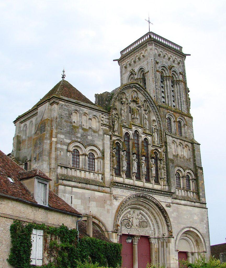 サント=マドレーヌ大聖堂の画像