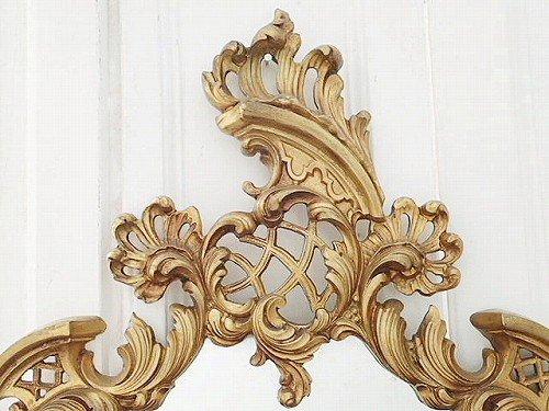 ロカイユ装飾の例