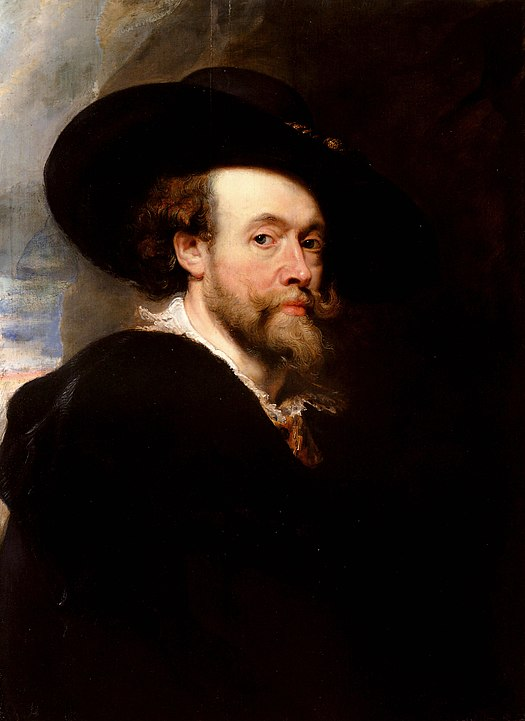 ルーベンスの自画像