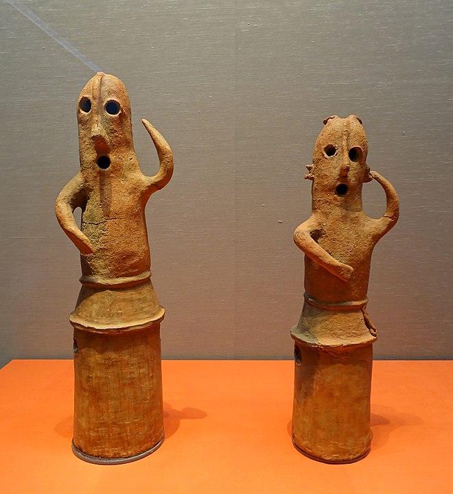 埴輪 踊る人々