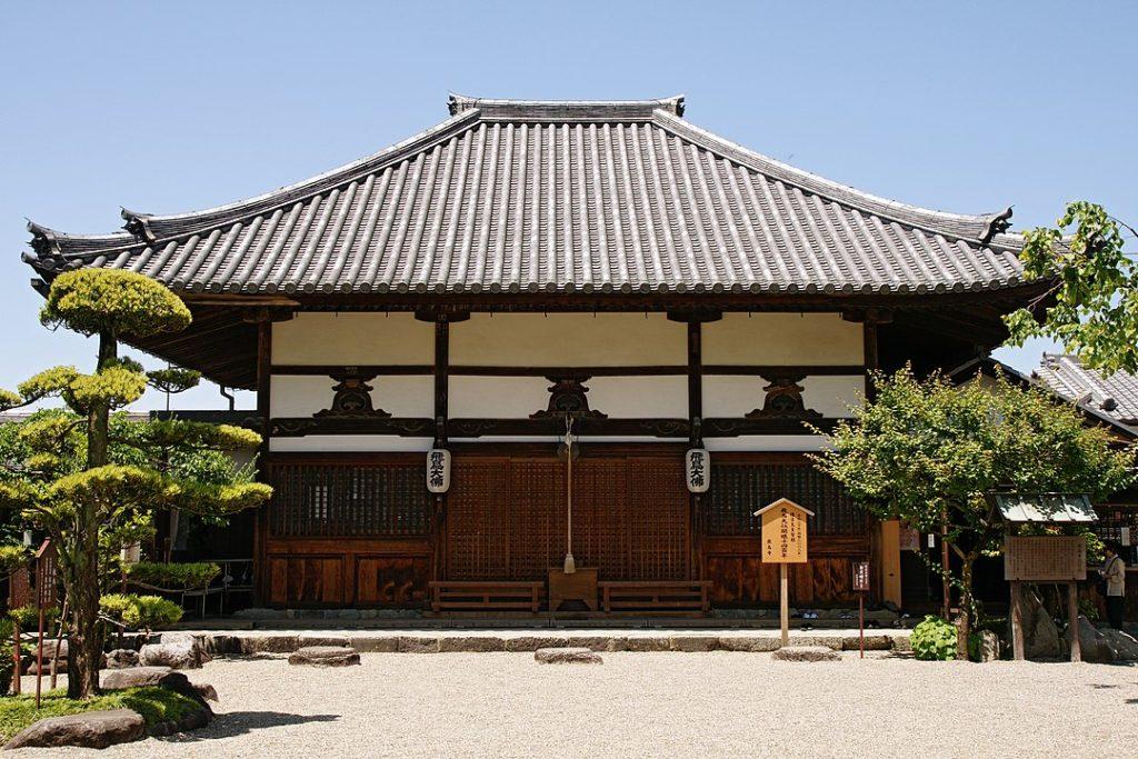 現在の飛鳥寺